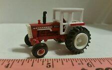 1/64 ertl custom agco oliver mm cockshutt 1555 tractor w/ cab farm toy free ship