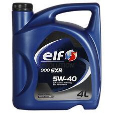 Elf Evolution 900 SXR 5W-40  4 Litro Barattolo