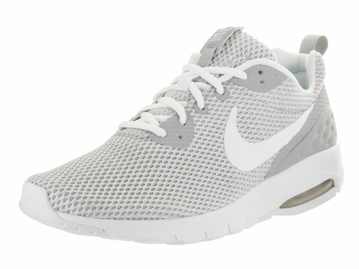 NIKE AIR MAX MOTION LW SE homme 005 chaussures Taille: 9 WOLF Gris blanc 844836 005 homme 8e380e
