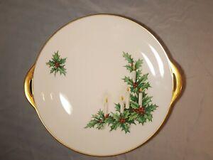 Tirschenreuth-Noel-Handled-Cake-Plate