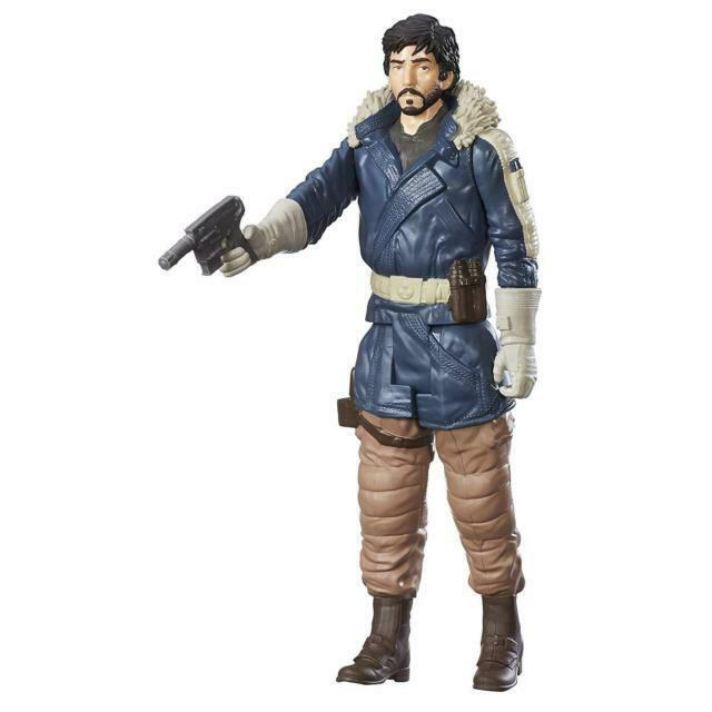 Cassian Andor Action Figure BRAND NEW IN STOCK NOW Star Wars Rogue one