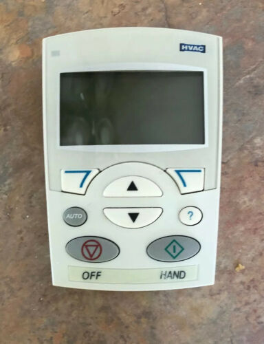 ABB HVAC Variable Frequency Drive Motor Controller Display Keypad ACH-CP-B