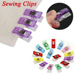 50-100Pcs-Sewing-Clip-Clamp-for-Home-DIY-Craft-Quilting-Sewing-Knitting-Crochet