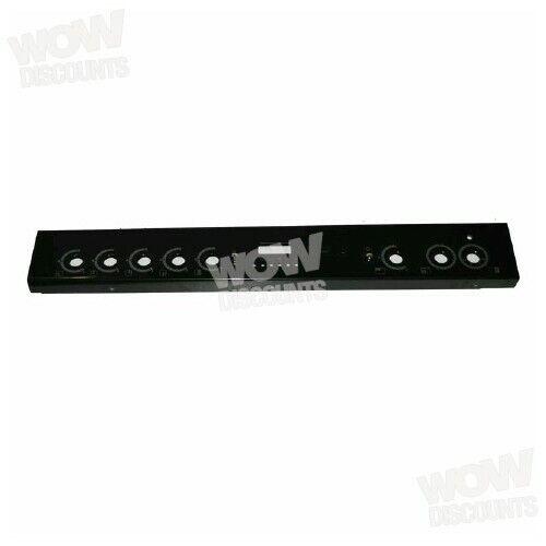 Facia  A030087 Rangemaster  Leisure  Flavel Control Panel