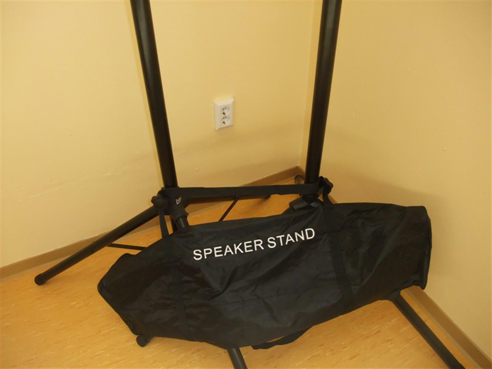 2x Transport Bag for ever 2 Boxes Tripods Speaker Stand Carry Bag Rockbag