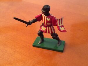 W-Britain-DieCast-Metal-Medieval-Knight-in-excellent-condition