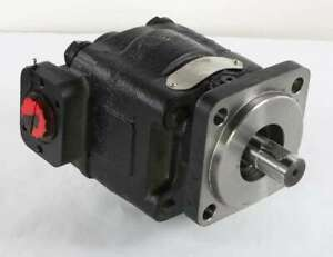 New 324-9219-006 Parker Commercial Shearing Hydraulic Gear Motor