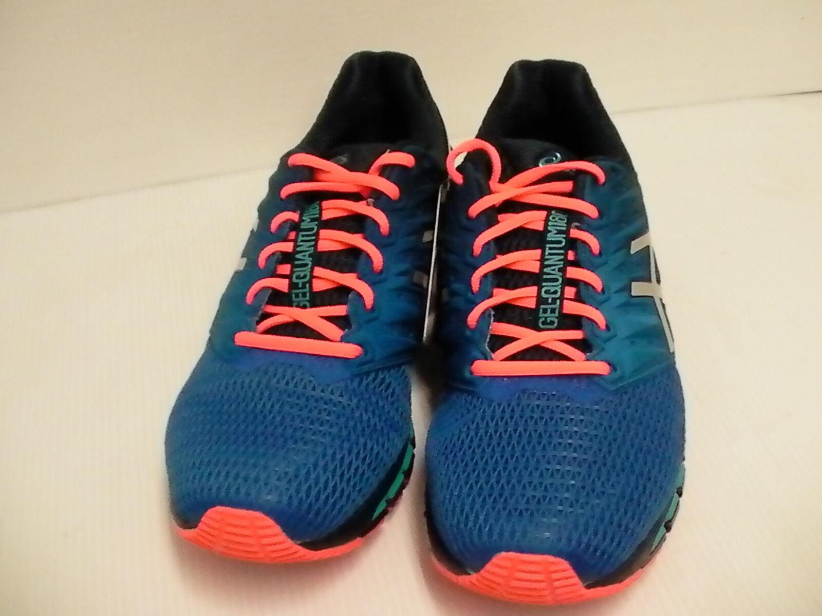 Asics gel quantum 180 2 dark running navy men running dark shoes size 12 us acbc75