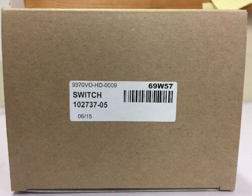 0.30//-0.68 69W57//102737-05 LENNOX//DUCANE//ARMSTRONG2-STAGE AIR PRESSURE SWITCH