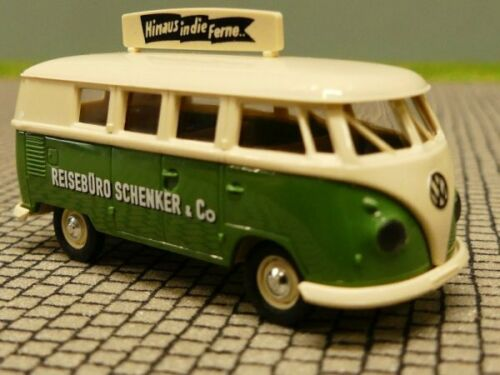 1//87 Brekina # 1080  VW T1 b Reisebüro Schenker Sondermodell