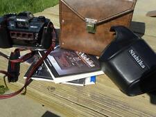 Nishika N8000 35mm 3D Camera 30mm Quadra Lens in Case with Instruction Book