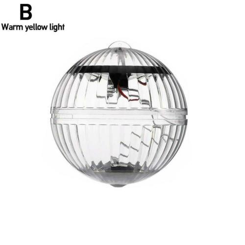 Solar Floating LED Lights Waterproof Ball lamp for Pool Pond Fountain/&Home BL