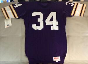 NWT-1989-Minnesota-Vikings-Authentic-Team-Issued-Hershel-Walker-Jersey-Size-40