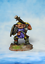 Orc-with-Club-and-shield-Warhammer-Fantasy-Armies-28mm-Unpainted-Wargames thumbnail 2