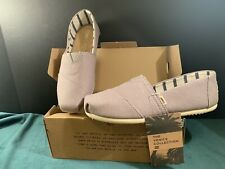 Toms Womens Shoes Classic Morning Dove