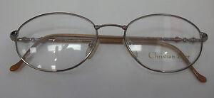 Eyeglass Frames Made In Austria : VINTAGE GENUINE CHRISTIAN DIOR SILVER METAL FRAME EYEGLASS ...