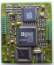 ADSP - 2101 kp-66 + am29f010-120jc su scheda