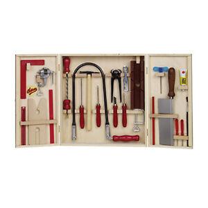 Oberon 14034 Armoire à outils avec scie sauteuse 28 pièces Nouveau!   #