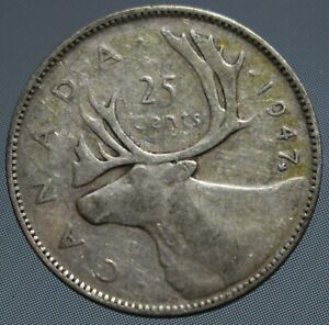 1947-Canada-ML-quarter-this-80-silver-25-cent-coin-has-Maple-Leaf-by-date