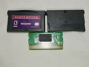 Namco Museum (Nintendo Game Boy Advance, 2001) GBA Gameboy
