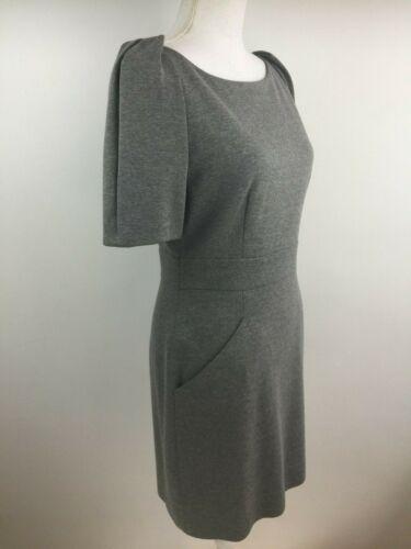 Club Monaco Women's Dress Gray - Size 6