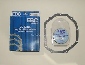 Suzuki-GSF1200-Bandit-1996-2005-EBC-Clutch-Kit-Plates-Springs-amp-Gasket-Cover