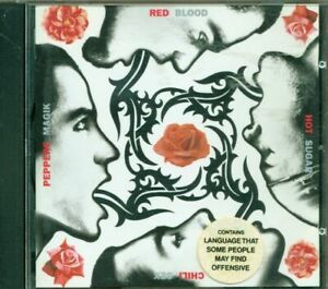 Red-Hot-Chili-Peppers-Blood-Sugar-Sex-Magik-No-Sticker-Cd-Ottimo