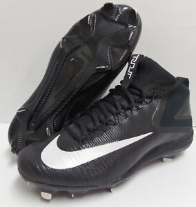 adcb86bf72c NEW Mens 856503-011 Nike Zoom Trout 3 Metal Baseball Cleats Black ...