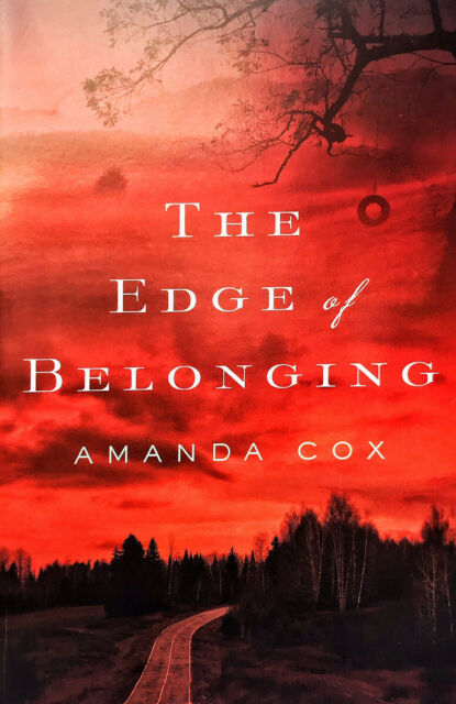 The Edge of Belonging by Amanda Cox (2020, Trade Paperback)*Brand New Book*