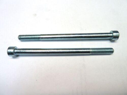 M10x1.25x50 BELLE Pitch DIN912 Presa Tappo Testa BULLONI Luminoso Zincato Bzp