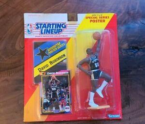 1992 Starting Lineup - Basketball; David Robinson