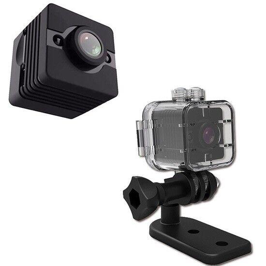 16GB Cámara de Vigilancia Interior Escondido Spycam Visión Nocturna A140