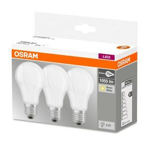3er-Pack-Osram-LED-BASE-A75-E27-11W-2700K-Warmweiss-LED-Lampe-75W-Gluehbirne