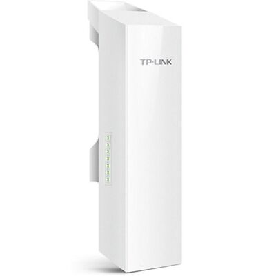 TP-LINK CPE210 2.4GHz 300Mbps 9dBi Outdoor CPE (White) *Open Box*
