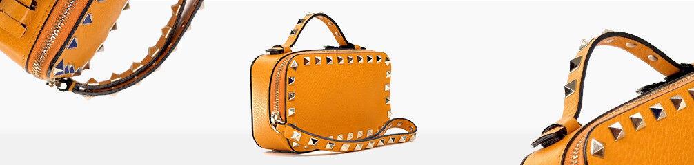 61e55a2861 About Valentino Garavani Rockstud Bags