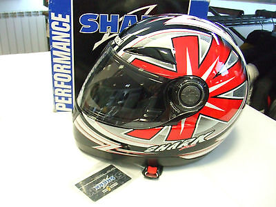 / Casco integral Shark S500/ Air hellbel/