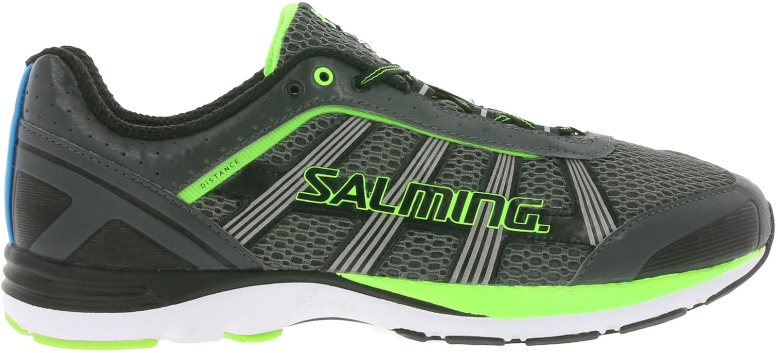 Salming Distance A2 Mens Running shoes Cushioned Trainers Grey