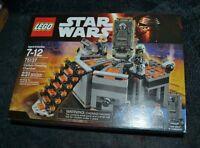 2016 Lego Star Wars Carbon Freezing Chamber 231 Pcs. 75137 Factory Sealed