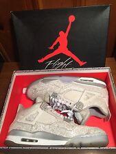 Nike Air Jordan 4 IV Retro Laser 30th Anniversary 705333-105 - size 11
