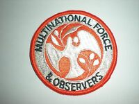 US ARMY MULTINATIONAL FORCE & OBSERVERS PATCH - FULL COLOR
