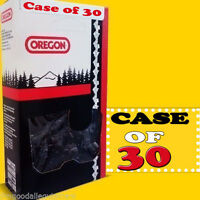 30 Case Of 14 Oregon Chain 3/8 Pitch,043 Gauge,50 Link Fits Stihl Ms170 Ms180c