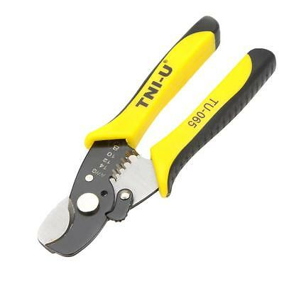 High Quality 14-8AWG Milling Tooth Wire Stripper Tools for Electricians Operator