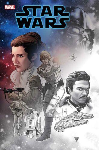 Star Wars #1 Silva Premiere Variante quase perfeito Navios 1//1//20