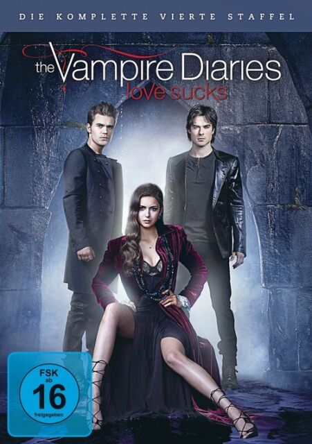 The Vampire Diaries - Staffel 4 [5 DVDs]