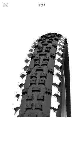Pair Schwalbe 29 X 2.25 Rapid Rob White Stripe Tyres
