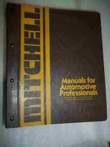 MITCHELL-Domestic-and-Light-Trucks-Repair-MANUALS-1965-1979