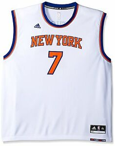quality design 6d9f0 7b641 Details about New York Knicks Jersey Carmelo Anthony #7 NBA adidas Youth  Home SEE DETAILS