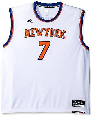 new concept 2c923 b5ba3 New York Knicks Jersey Carmelo Anthony #7 NBA adidas Youth Home SEE DETAILS  | eBay