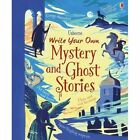 Write Your Own Mystery & Ghost Stories by Megan Cullis, Louie Stowell (Hardback, 2017)