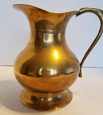 Brass  Jug brass vase brass wine pitcher
